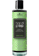 Handipop Edible Hand Job Massage Gel Green Apple 4.2oz